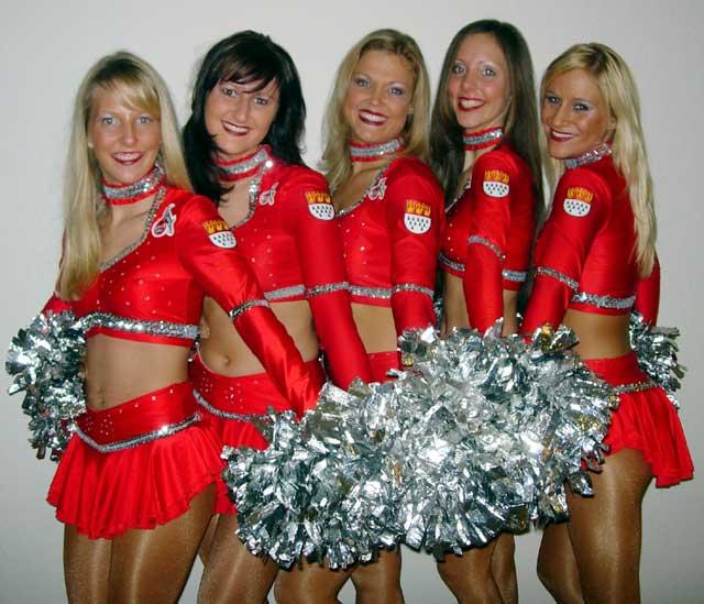 Cheerleader Köln